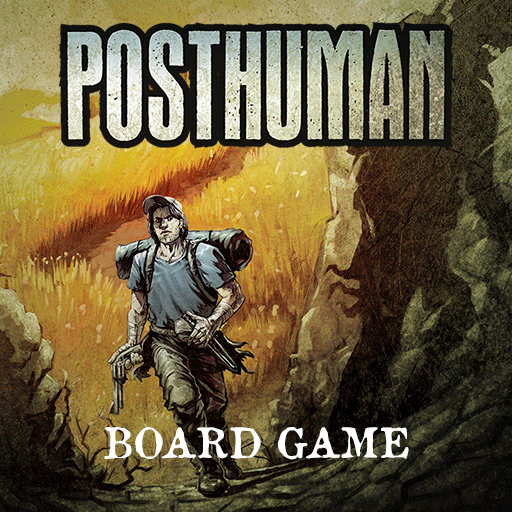 Posthuman board game